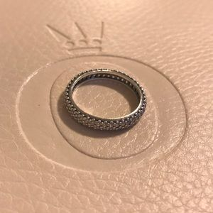 Pandora Inspiration Within Ring Sz 54 (US Sz 7)